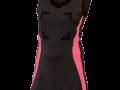 Eclipse dress_blk-pink