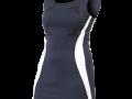 Eclipse dress_navy-whi