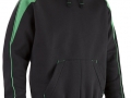 0650 Premium Pro Hoody-BLACK EMERALD