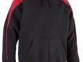 0650 Premium Pro Hoody-BLACK RED