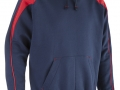 0650 Premium Pro Hoody-NAVY RED