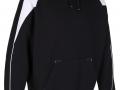 0650 Premium Pro Hoody-black white