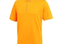 Teamwear polo bright orange