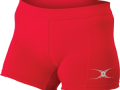 Eclipse short_red-whi