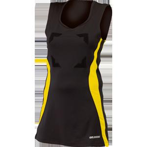 Eclipse dress_bla-whi