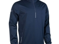 1-4 zip Aragon Windshirt navy