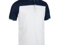 Block Polo whi-navy