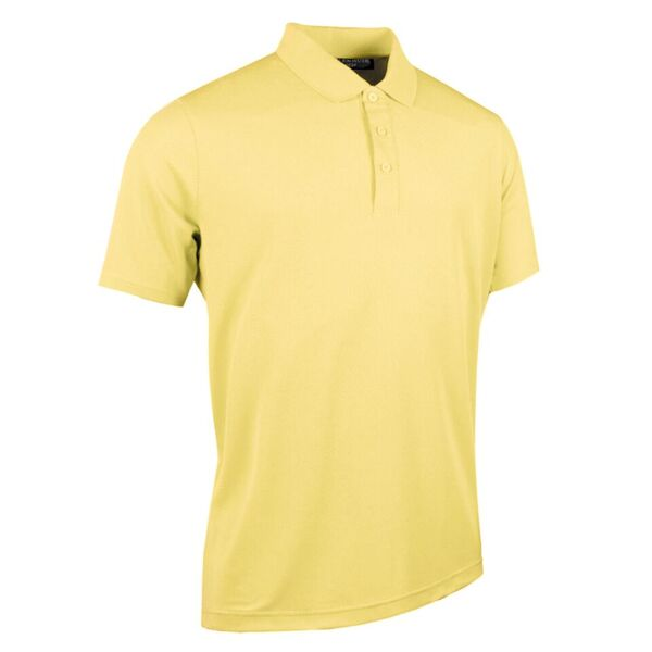 Performance Polo light yellow