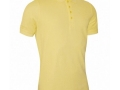 Pique Polo light yellow