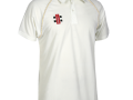 Matrix S-S Shirt_Ivory
