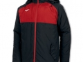 Andes Bench Jacket-blk-red