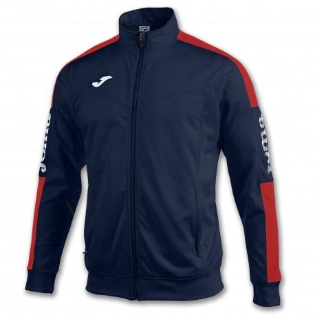 Champion IV Poly Jacket-navy-red