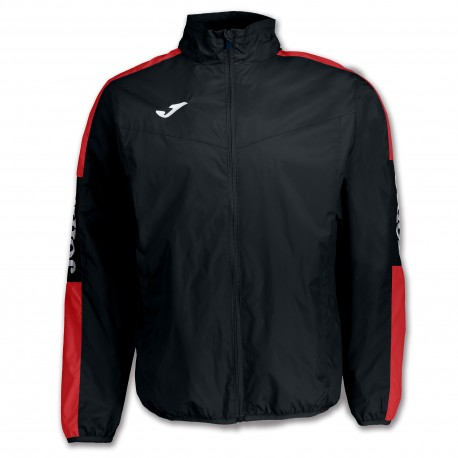 Champion IV Rain Jacket-blk-red