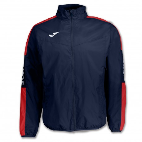 Champion IV Rain Jacket-navy-red