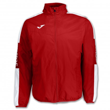 Champion IV Rain Jacket-red-whi