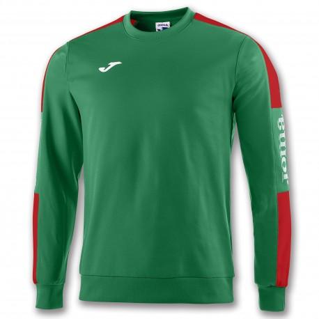 Champion IV Sweatshirt-gre-red