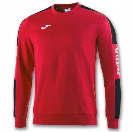 Champion IV Sweatshirt-red-blk