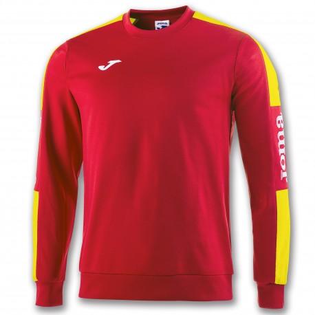 Champion IV Sweatshirt-red-yel