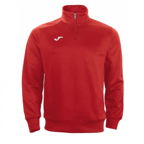 Combi 1-2 Zip Sweatshirt-red