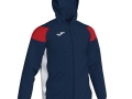 Hooded Jacket_navy-whi-red