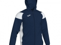 Hooded Jacket_navy-whi