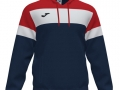 Hooded Sweat_navy-red-whi