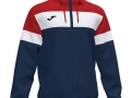 Rain Jacket_navy-red-whi