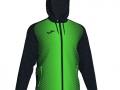 Hooded Jacket_blk-flgr