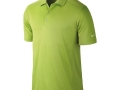 Dri-Fit polo green