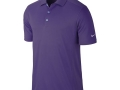 Dri-Fit polo purple