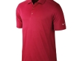 Dri-Fit polo red