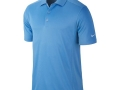 Dri-Fit polo valor blue