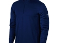 ThermaFit 1-2 zip navy
