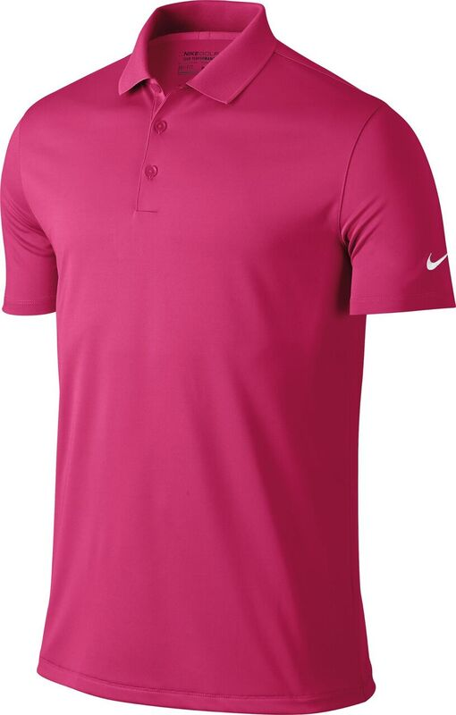Victory polo pink