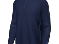 Edge Pro 1-4 Zip Midlayer_navy