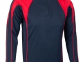 812 Pro Midlayer-navy-red