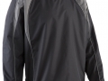 0391 Pro Training Top-BLACK GREY