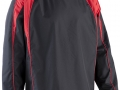 0391 Pro Training Top-BLACK RED