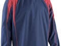 0391 Pro Training Top-NAVY RED