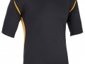 0660 Pro Training Tee-BLACK AMBER