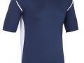 0660 Pro Training Tee-NAVY WHITE