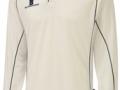 Premier l-s shirt_Navy